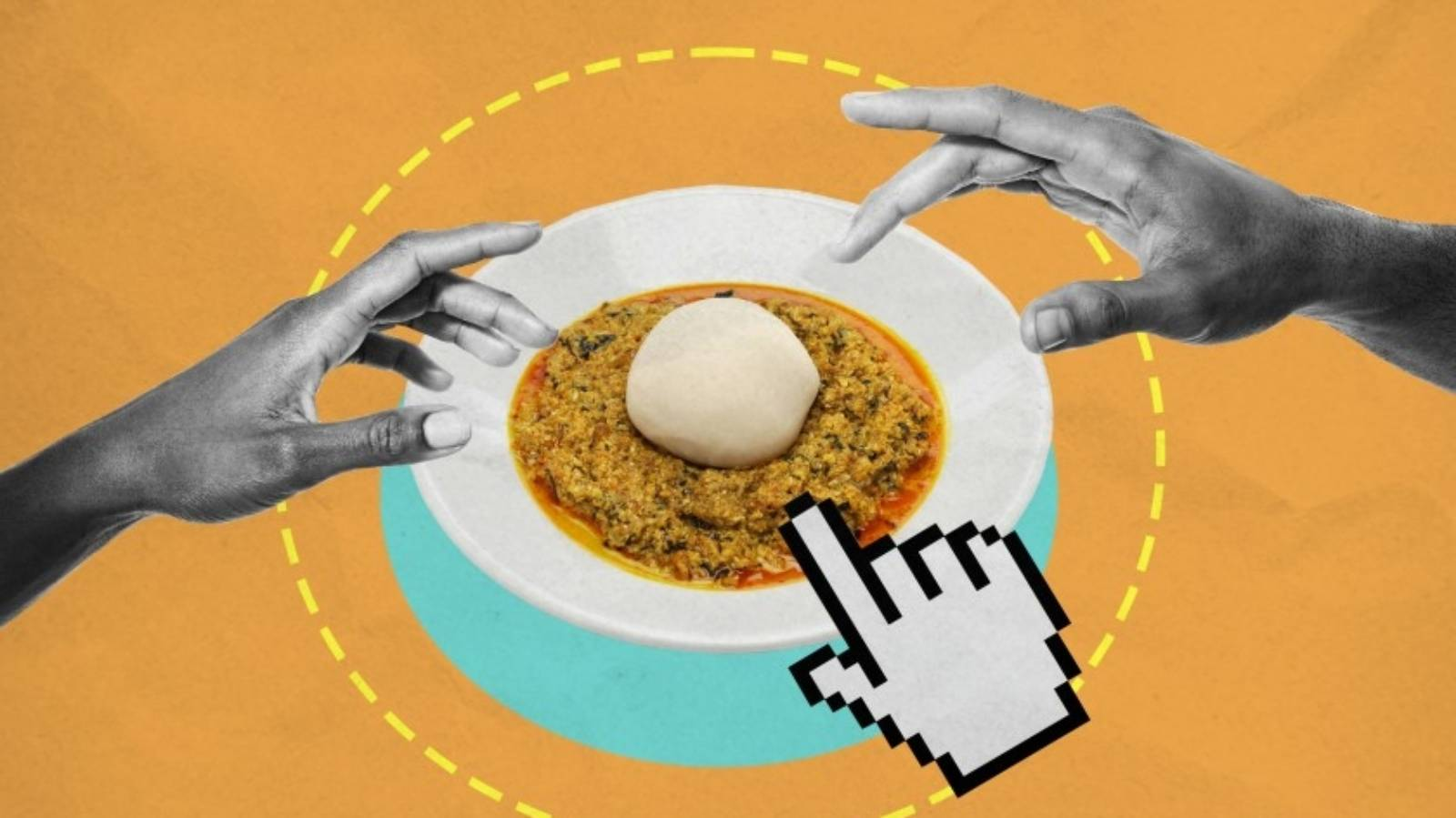 West African fufu is the latest viral food on TikTok