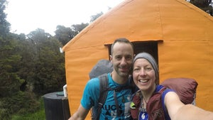 From sublime to skody - bagging 58 huts in a year