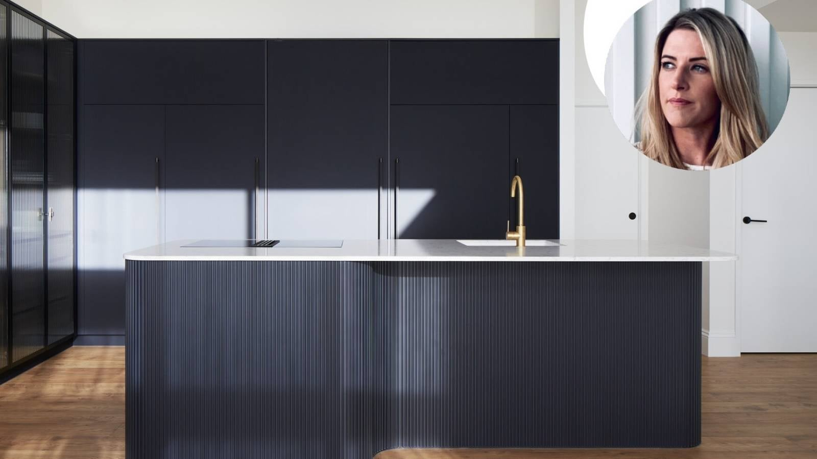 Kitchen of the Week: In the navy