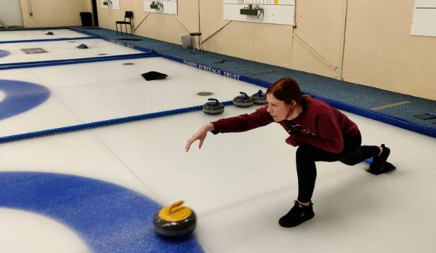 Curling in Naseby: The best winter fun you can have in the middle of summer