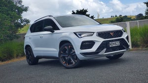 Seat Ateca: The Fast and the Sensible
