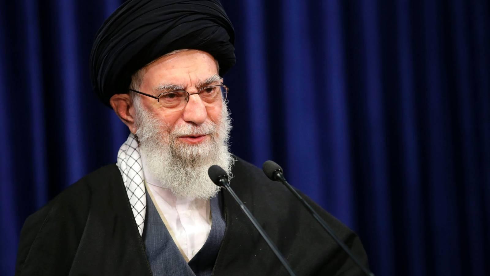 'Revenge is certain': Twitter suspends Iran leader's account over Trump threat