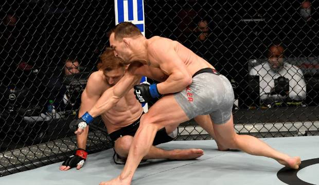 Kiwi lightweight Dan Hooker floored in round one by UFC newcomer; has he retired? Conor McGregor loses too
