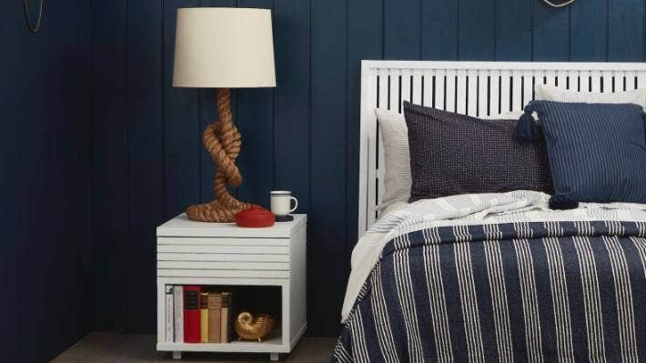 Calming Coastal Colours Won T Date Your, White Washed Bedroom Furniture Nz