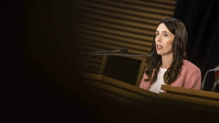 Ardern said the vaccine could be green-lit as early as next week.
