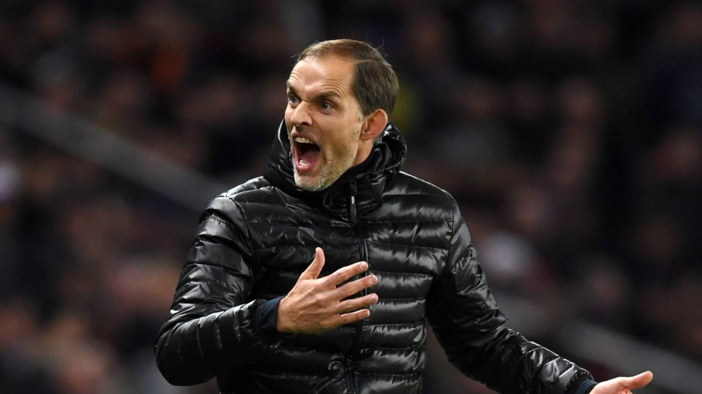 Chelsea hire Thomas Tuchel as manager on 18-month contract ...