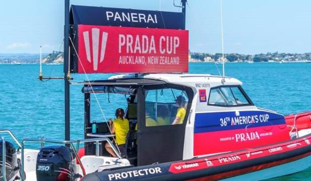 America's Cup: Women ruling the waves on course as Auld Mug race fever mounts