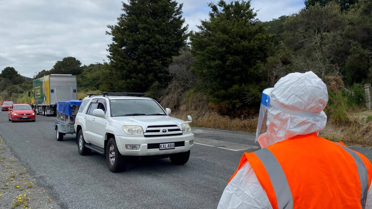 Covid-19: Northland checkpoint operated by iwi shut down by police