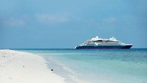 Cruise ship denied entry plans NZ return