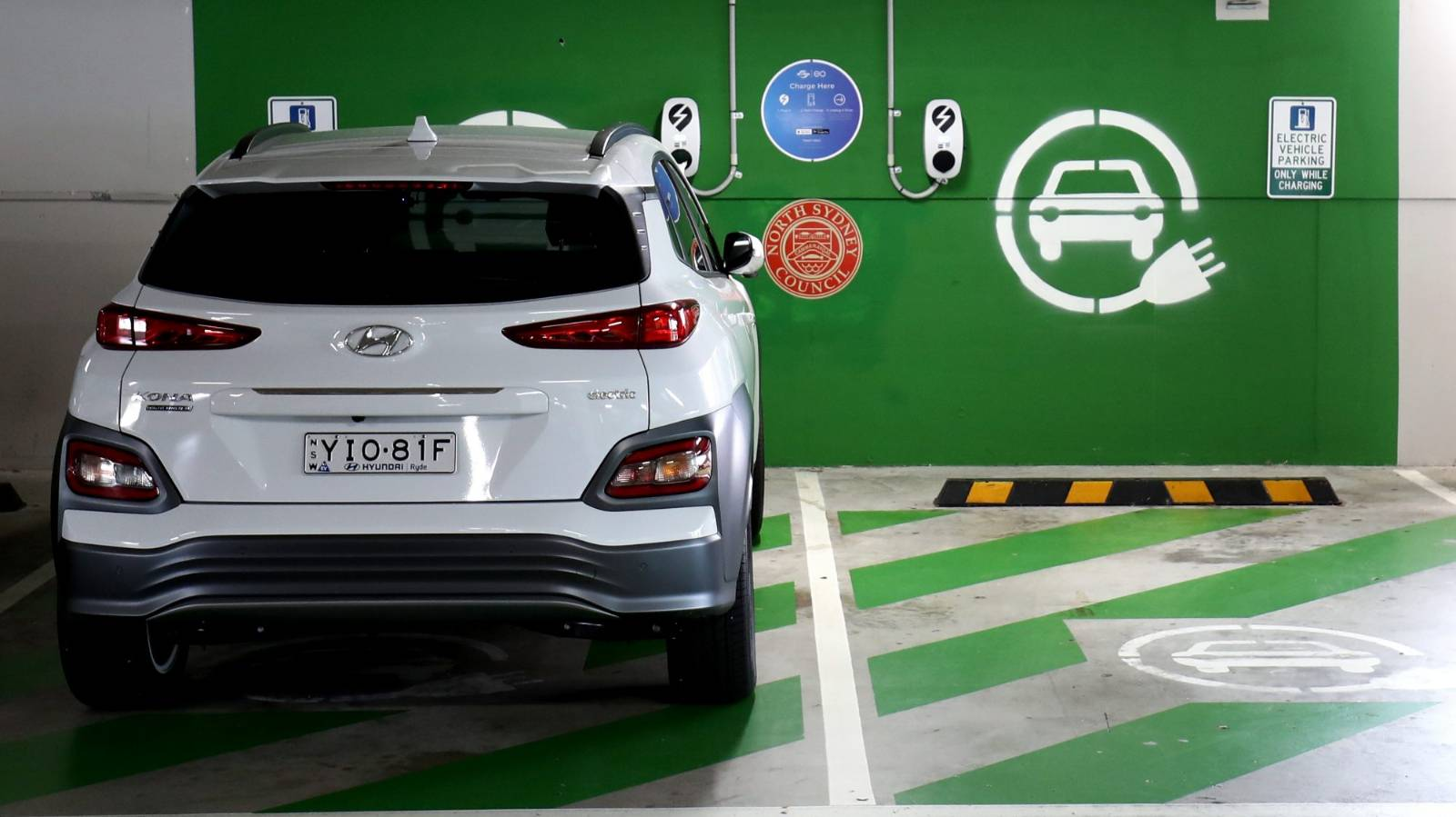 Hyundai's electric vehicles are catching fire overseas