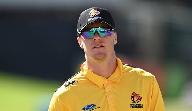 Wellington Firebirds star Finn Allen to follow up IPL campaign with stint in England