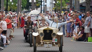 Napier Art Deco festival cancelled, yet the show went on