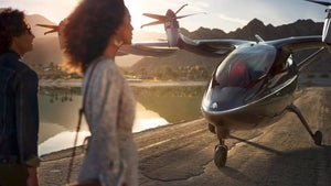 US airline to buy 200 small electric aircraft to zip people to airports