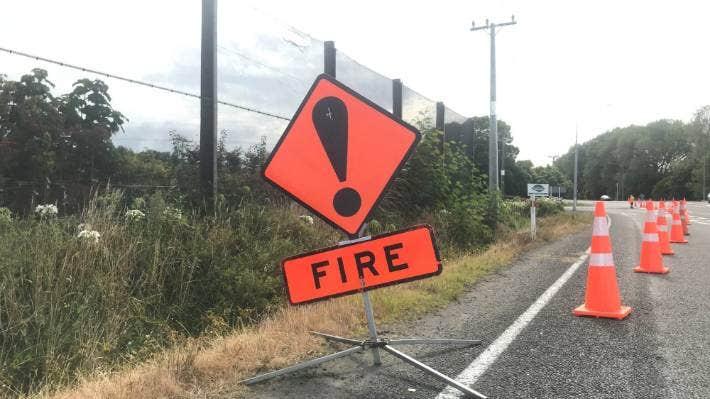 Palmerston North Tree Nursery Building Destroyed In Large Blaze Stuff Co Nz
