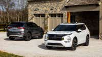 Mitsubishi teases new plug-in Outlander
