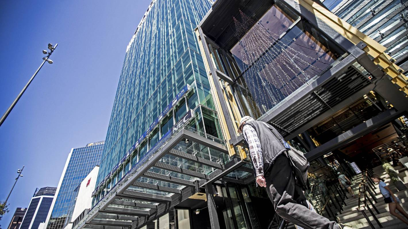 NZX inches up 0.35 per cent, early boost from Wall Street wanes