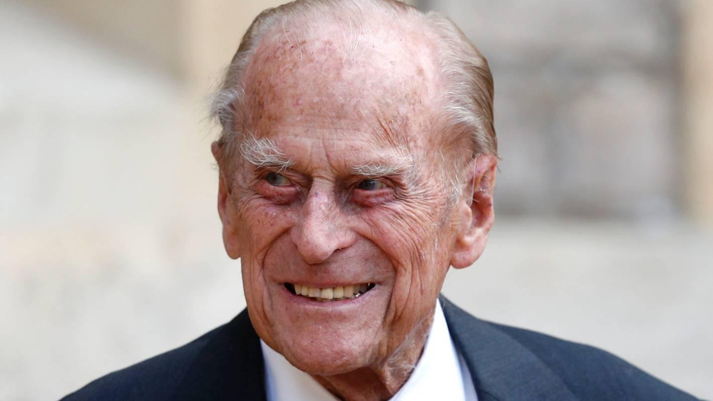 Prince Philip, husband of Queen Elizabeth II, has died