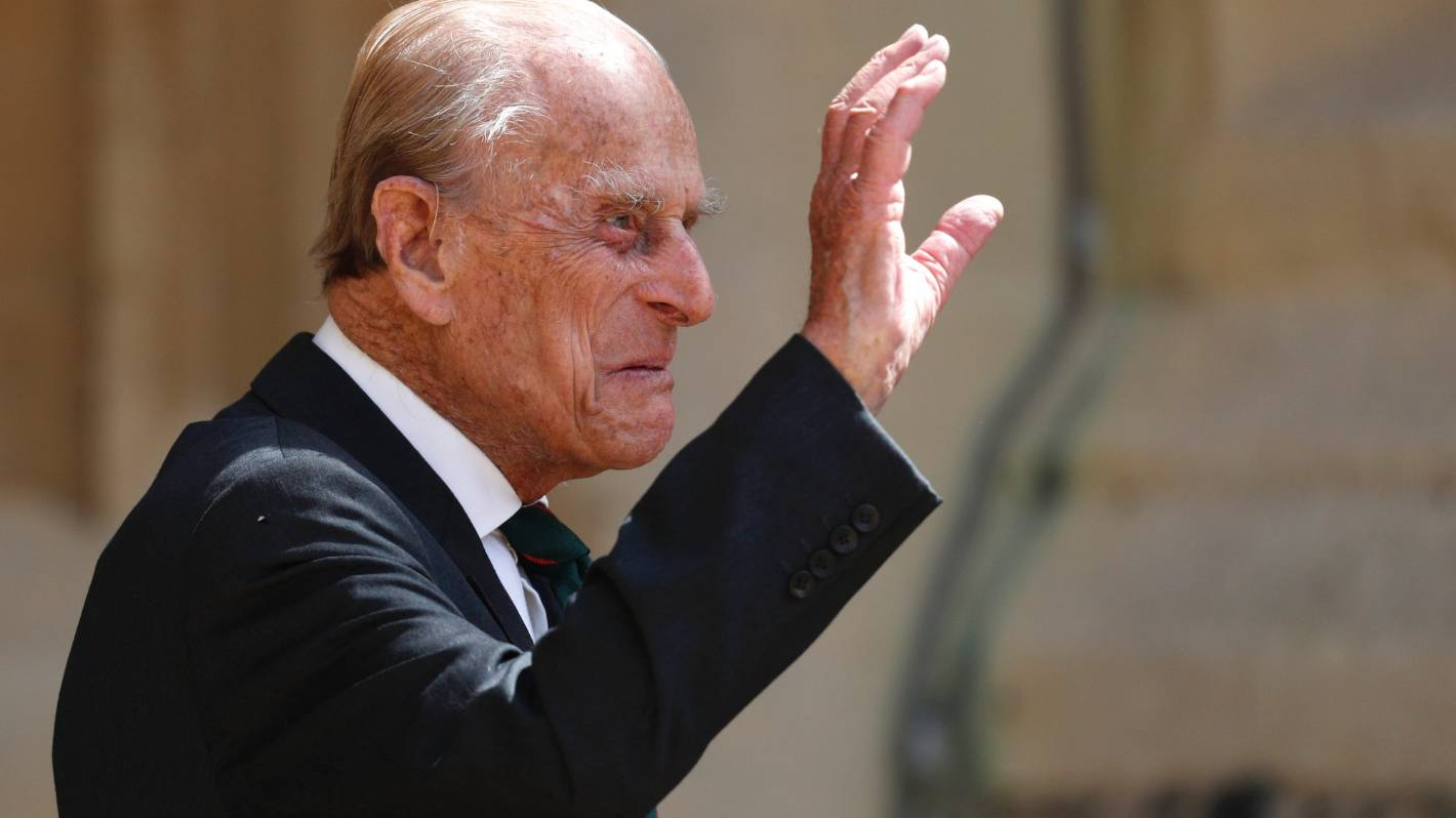 PM Jacinda Ardern: Prince Philip 'will be fondly remembered'