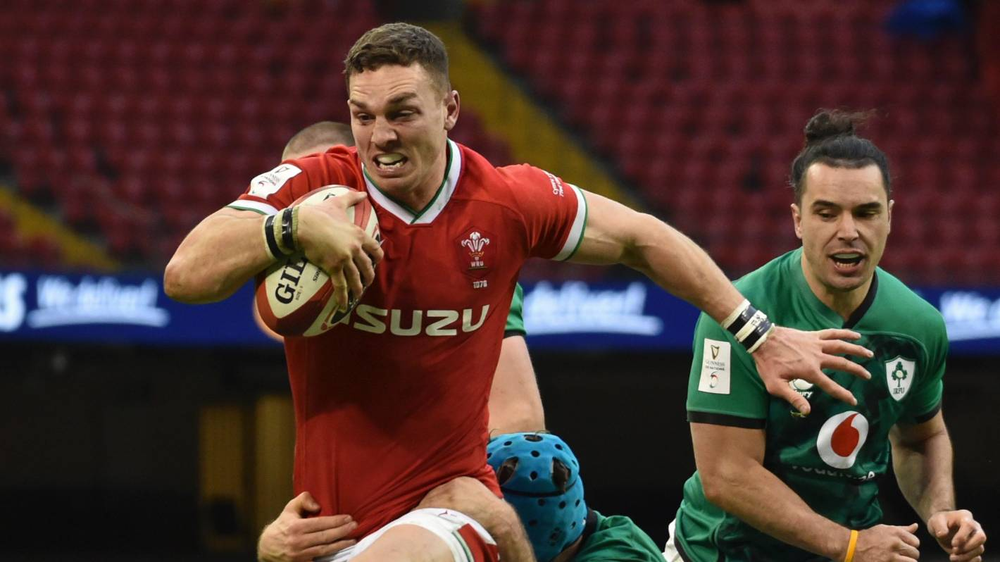 Six Nations: George North to win 100th cap for Wales as England forced into late change