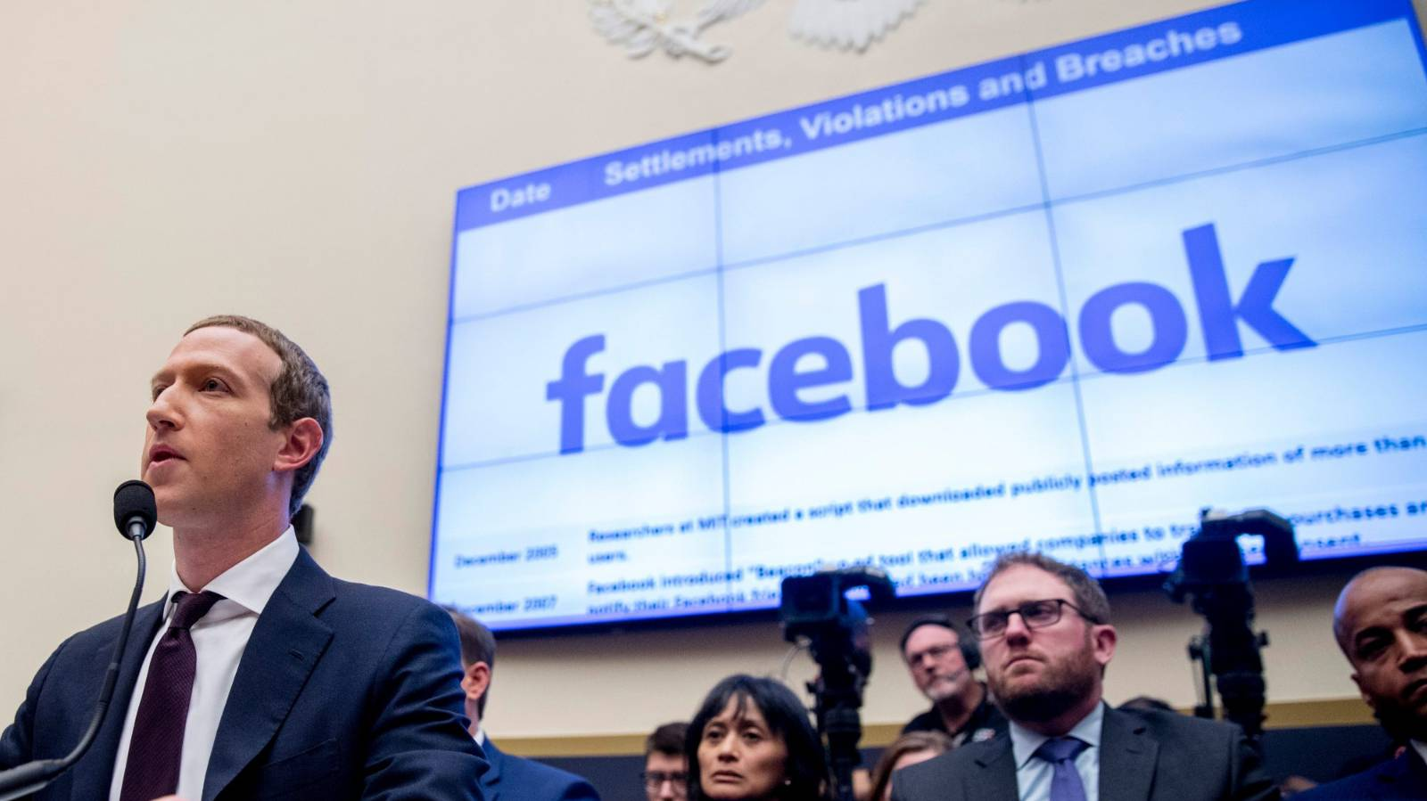Facebook's threat to Australian news should not be forgotten