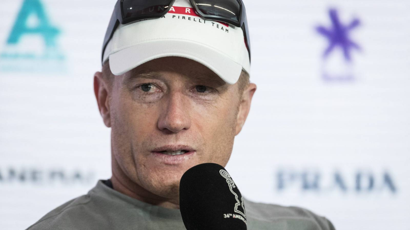 The legend of Jimmy Spithill sails again