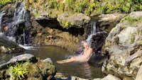 Taupō's warm and free haven for unwinding
