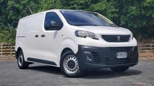Peugeot's van with a car-like secret