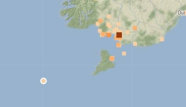 5.7 magnitude quake south-west of Stewart Island