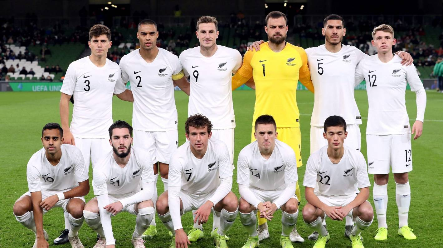 No more All Whites? NZ Football consider dropping national team's nickname