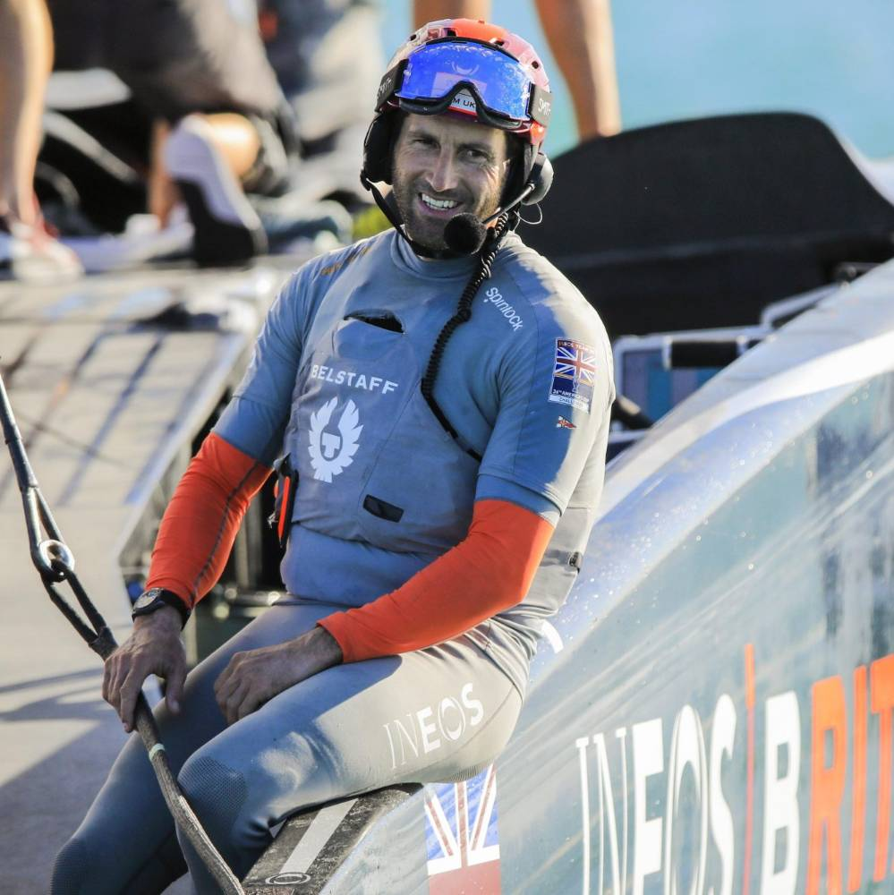 Sir Ben Ainslie: Losing hurts, but we'll be back