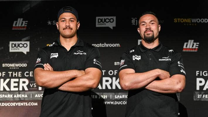 Heavyweights Junior Fa and Joseph Parker are both ranked in the top five of the WBO.
