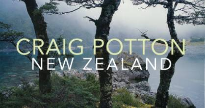 Craig Potton's publisher, Potton and Burton, no longer commissions new books of landscape photography due to a ...