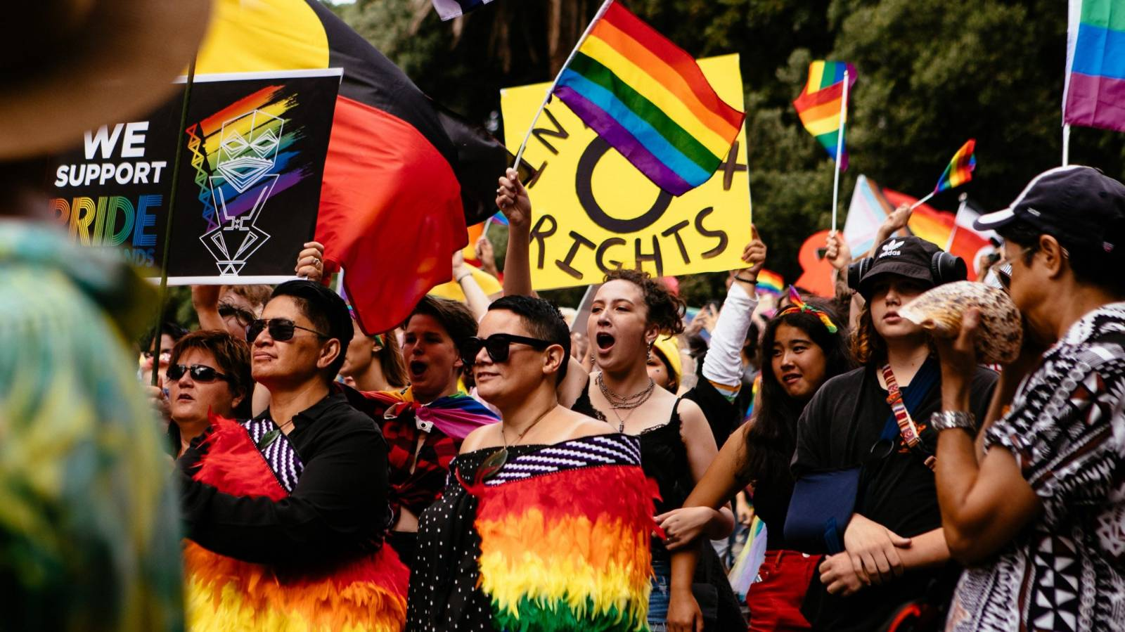 Auckland Pride working to be more inclusive space for queer Māori