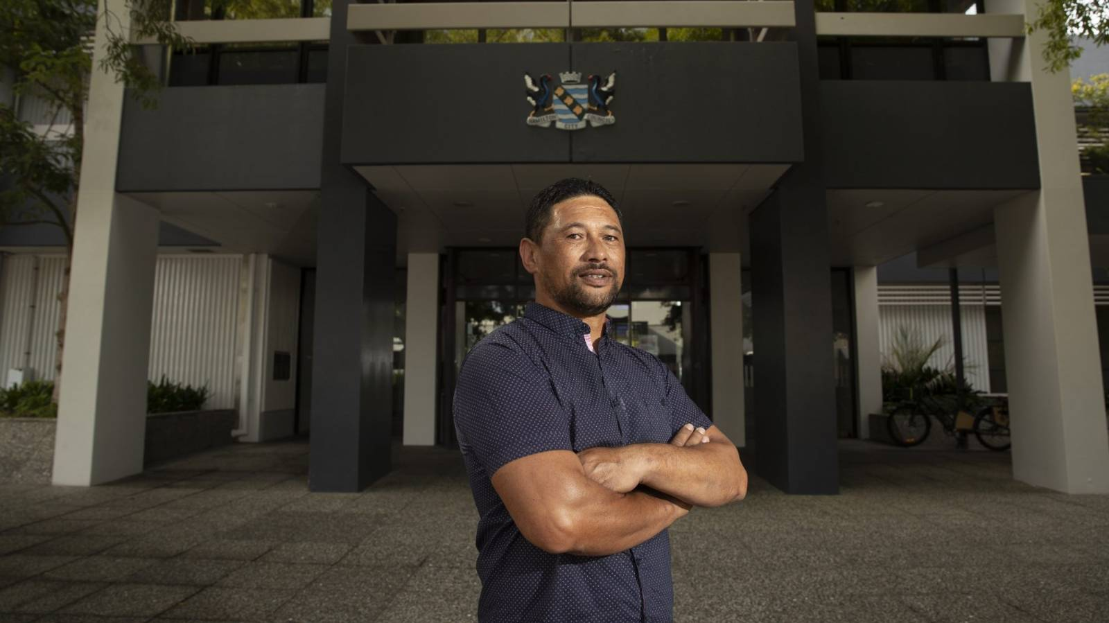 The man bringing council and iwi together with talk and careful listening