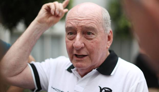 'Bitter and twisted': Outgoing Rugby Australia boss slams 'vitriolic' Alan Jones
