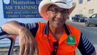 Ron Mark has big plans for Wairarapa airshow