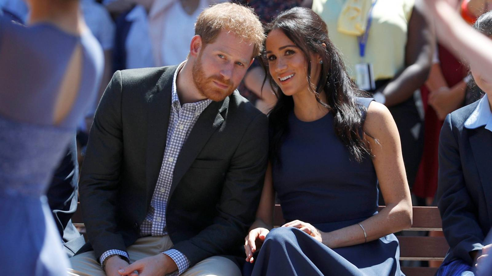 Meghan nothing like Diana, but Crown effect changing that