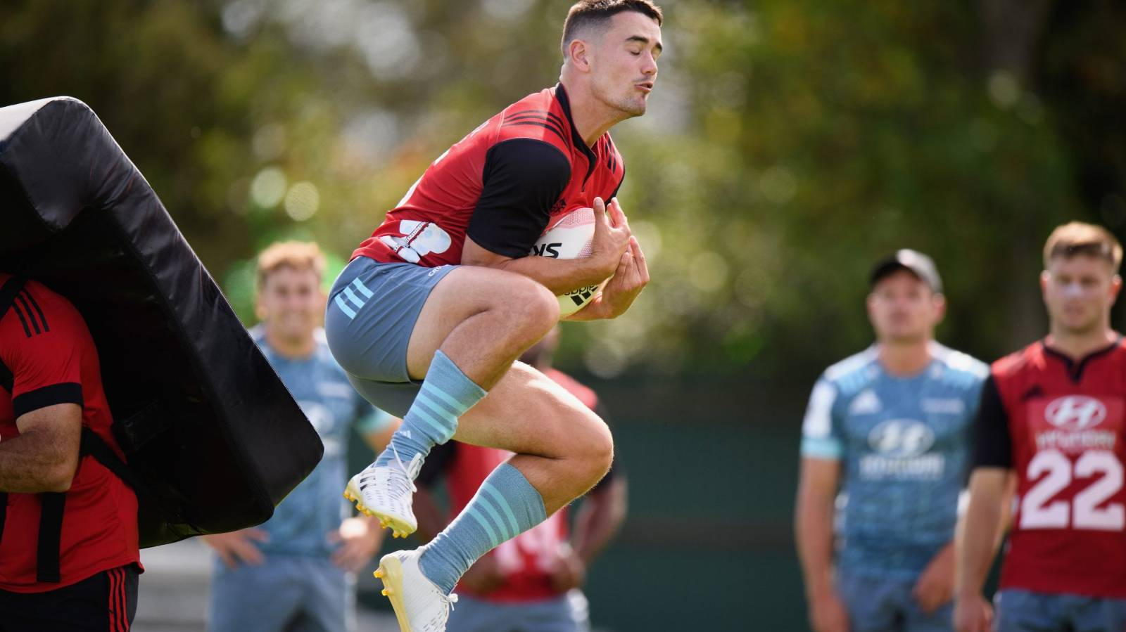 Super Rugby: Crusaders fullback Will Jordan in doubt to face Hurricanes