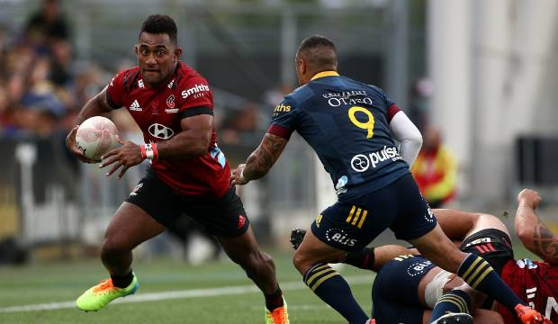 Super Rugby: Crusader Sevu Reece's reflective off-season already paying off