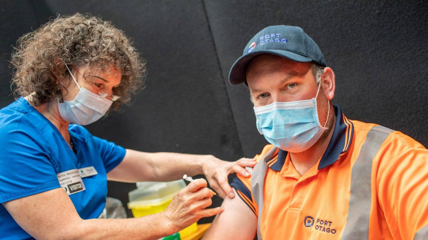 Image Southern Covid-19 vaccination campaign begins