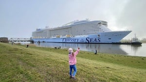 Cruise line announces first 'fully vaccinated' sailing