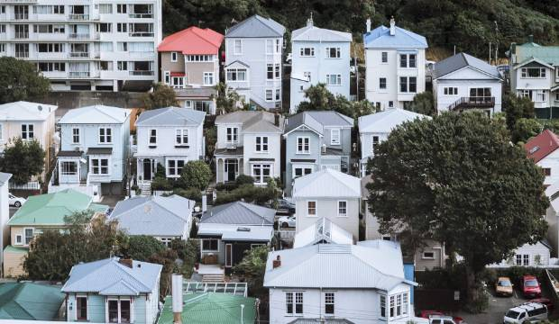 Is Wellington a lost city for first-home buyers? Economist says city 'unattainable' for those on modest incomes