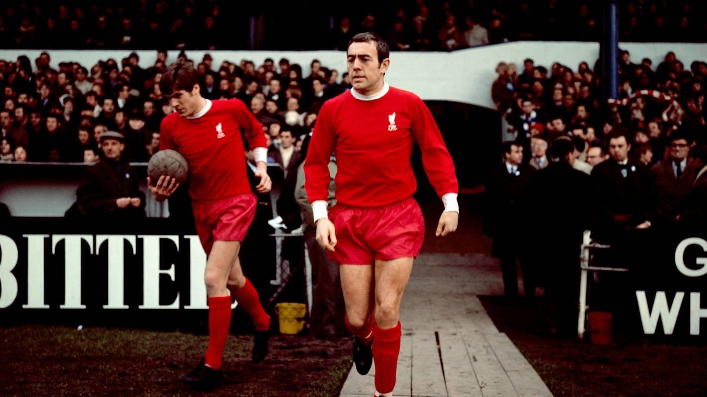 'A true Anfield legend': Liverpool and Scotland legend Ian St John dies