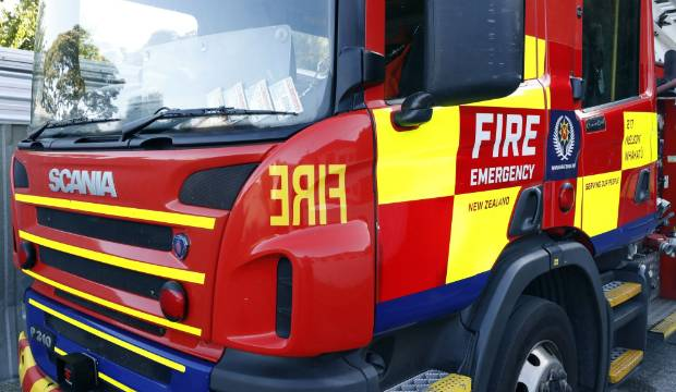 Suspicious fire in Nelson croquet club shed