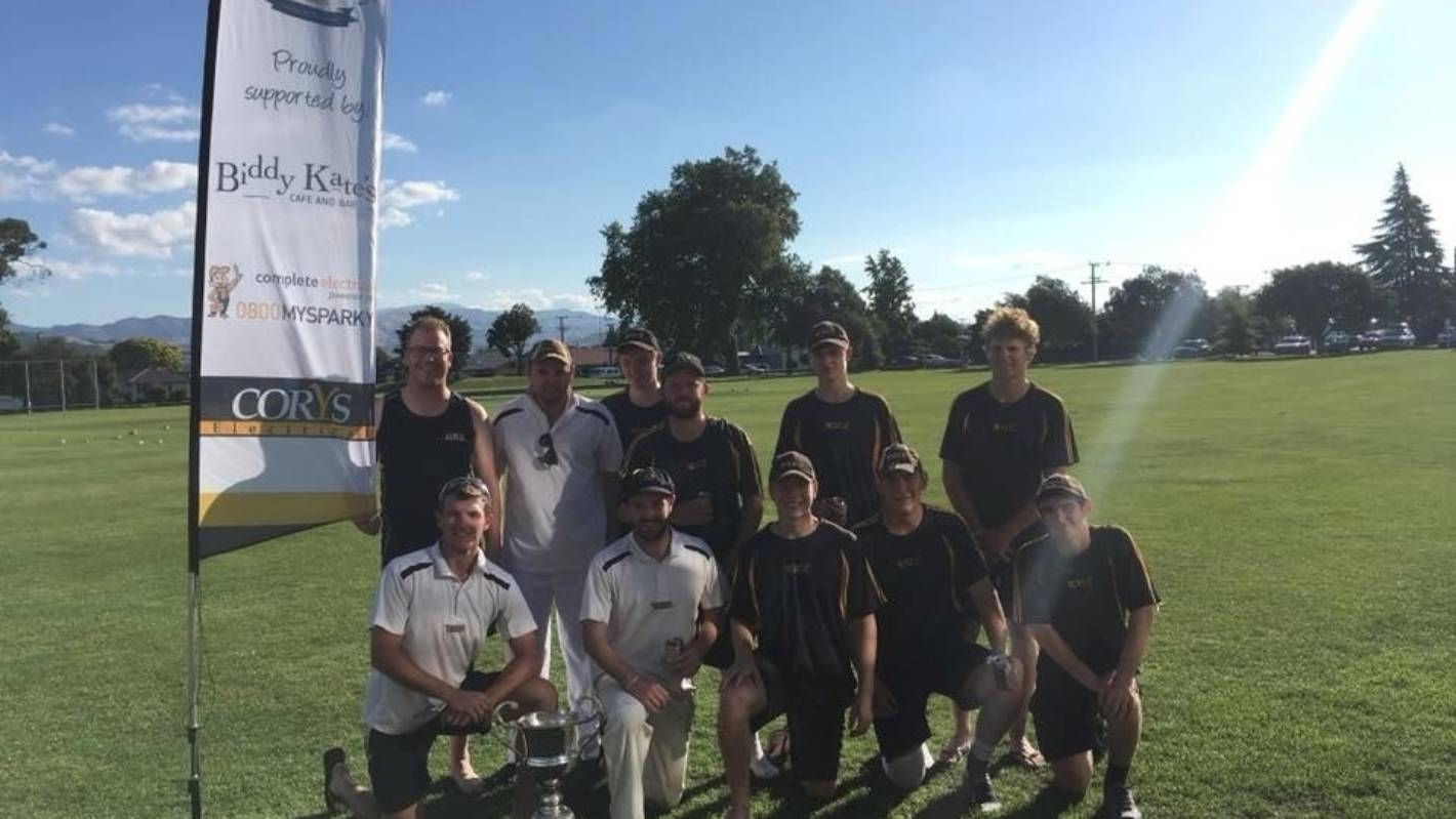 Wairau Valley are the only unbeaten side in 2nd grade challenge cup