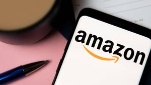Amazon changes app logo after comparisons to Adolf Hitler's mustache