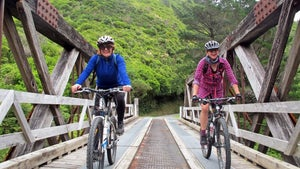 Get on your bike: Day rides to try on the North Island