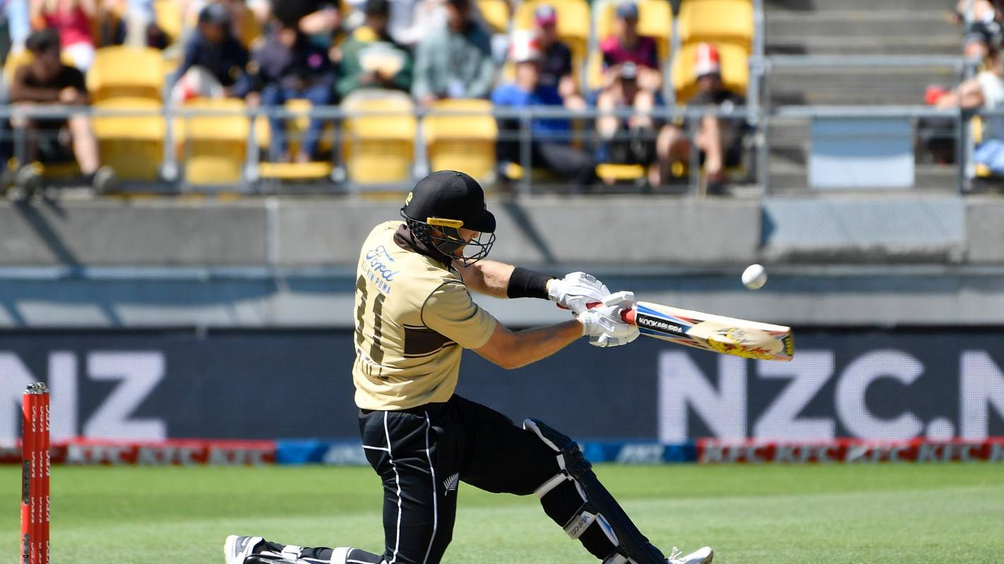 Covid-19 level drop sees Wellington welcome back crowds to witness Black Caps' series victory over Australia