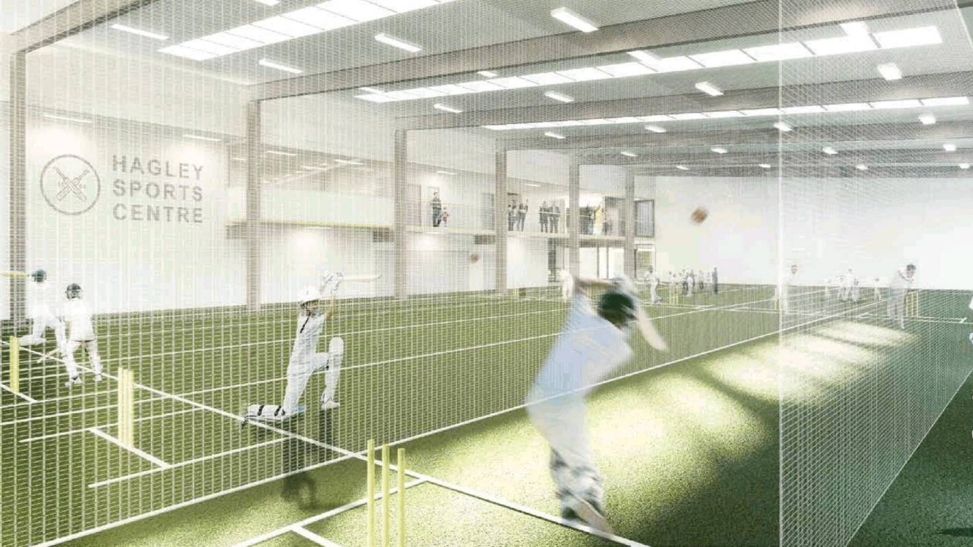 Council set to sign off Hagley Park's Sir Richard Hadlee Sports Centre proposal