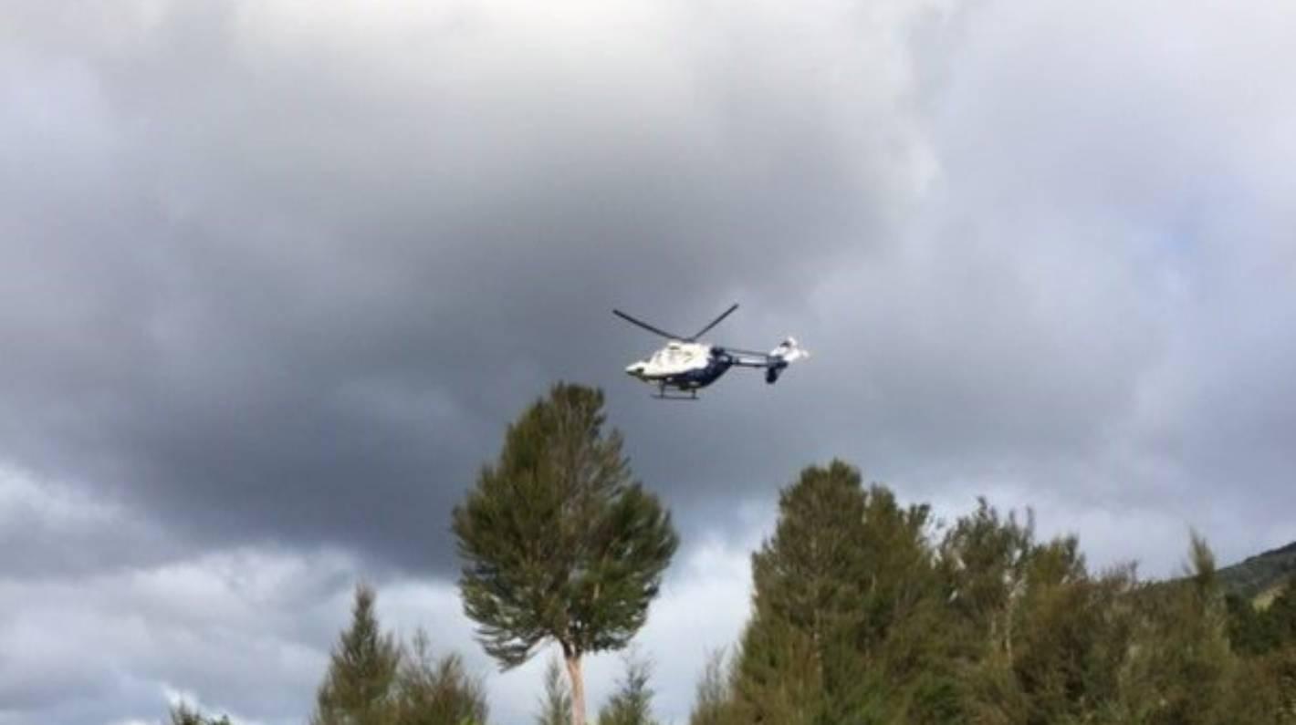 Eight children injured, two flown to hospital after school bus crash